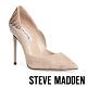 STEVE MADDEN-PROMOTION 羊皮拼接迷人尖頭高跟鞋-米杏色 product thumbnail 1