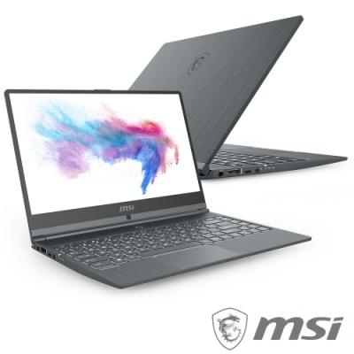 MSI微星 Modern 14-829 窄邊框創作者筆電(i3-10110U/MX250