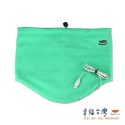 幸福台灣-發熱保暖極地搖粒絨圍脖-台灣製造