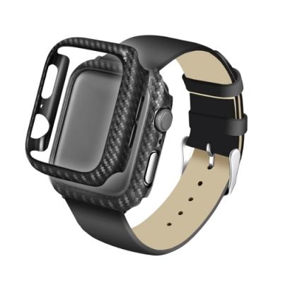 Apple watch 44mm 菱格紋錶框黑色