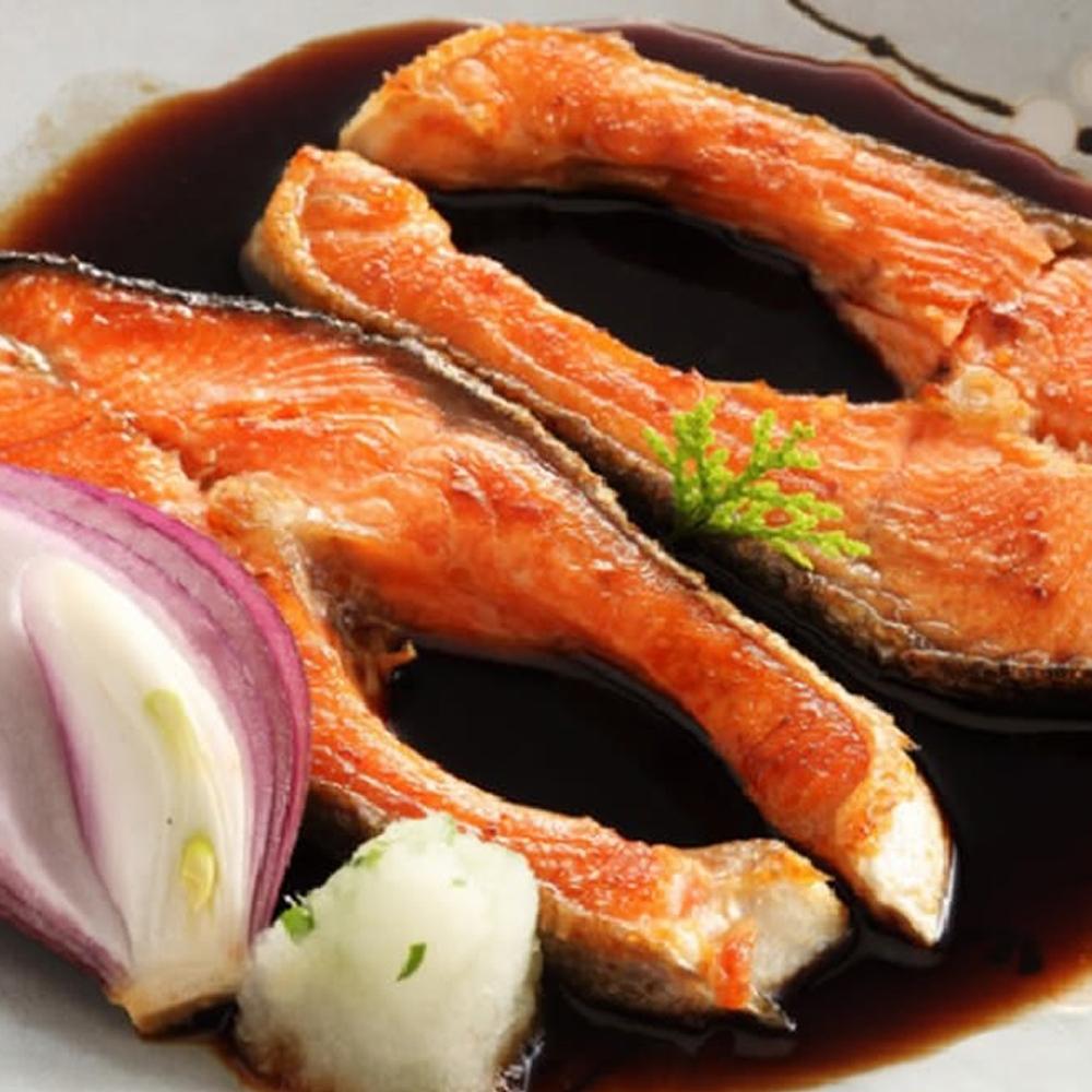 上野物產 智利鮭魚切片 x20片(100g土10%/片)