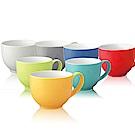 美國FORLIFE QQ可愛茶杯(附把手)295ML