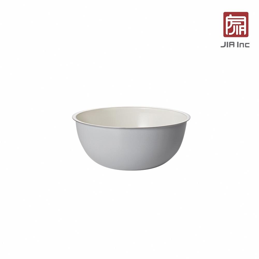 JIA Inc. 品家家品 虹彩鋼 賞味碗400ml (灰/咖啡 2色任選)
