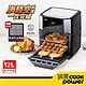 【CookPower 鍋寶】智能萬用氣炸烤箱12L AF-1271BA product thumbnail 1