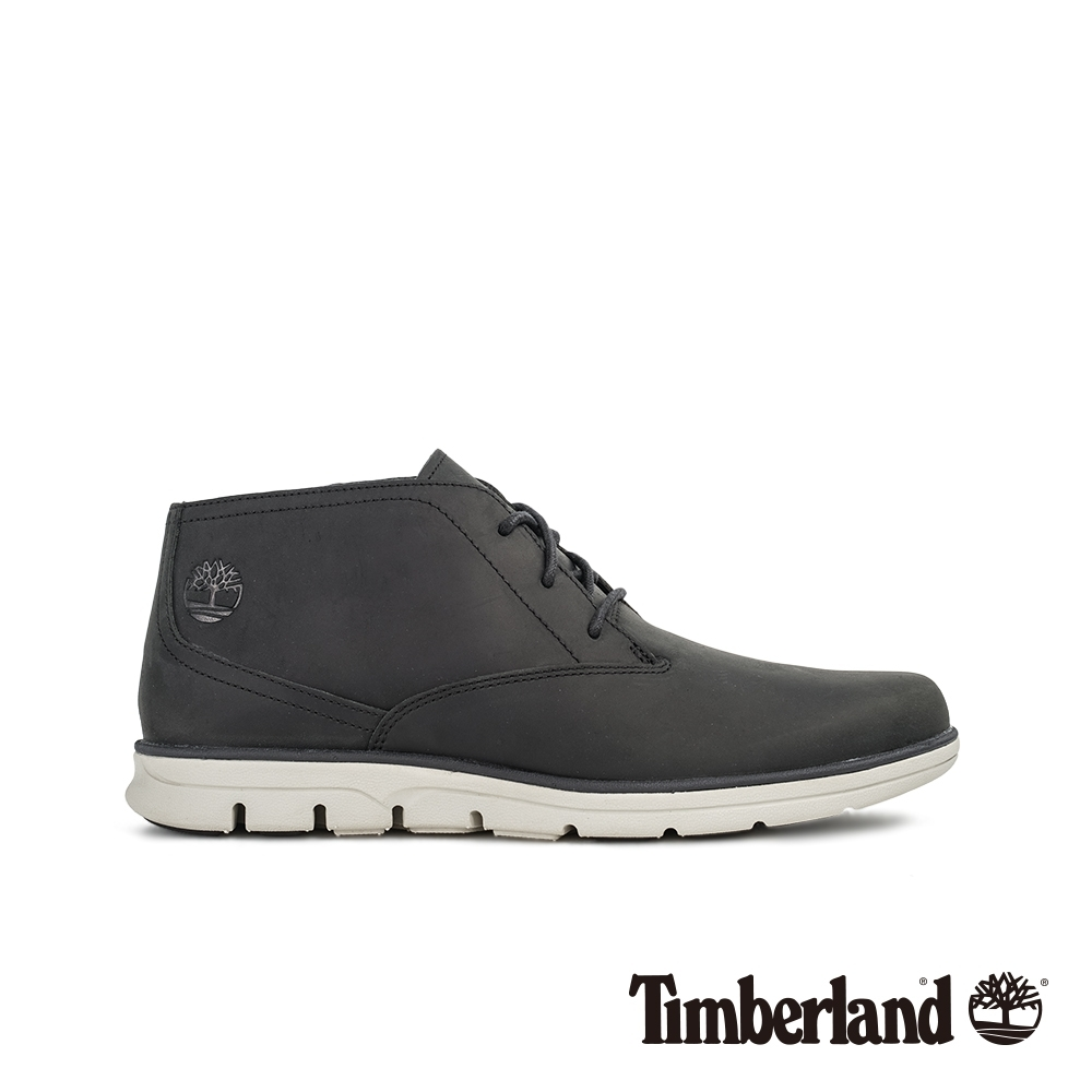 Timberland 男款黑色經典休閒鞋|A1SRY product image 1