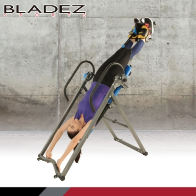 【BLADEZ】EXERPEUTIC 躺板可收折倒立椅 E4535