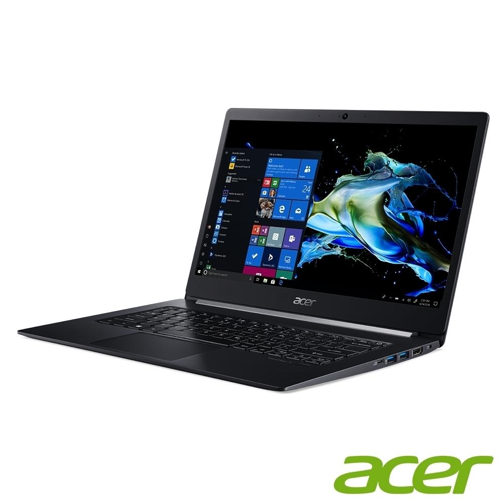 Acer TMP614-51-G2-783A 14吋商用筆電(i7-10510U/16G/512G SSD/黑)