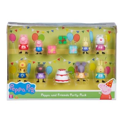 Peppa Pig 粉紅豬小妹 - 歡樂派對組合