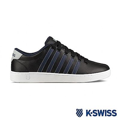K-SWISS Court Pro II CMF時尚運動鞋-男-黑/藍