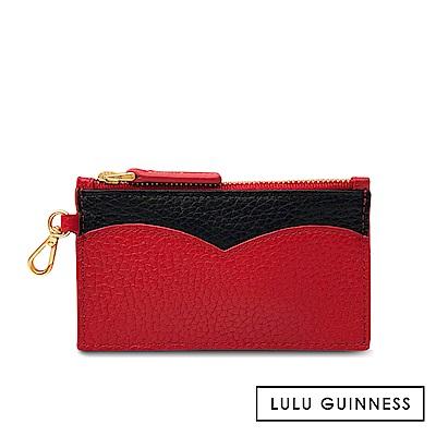 LULU GUINNESS CUPIDS BOW 零錢包 (紅)