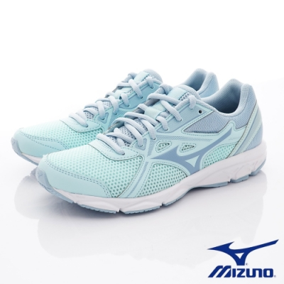 Mizuno美津濃 SPARK 5 輕量慢跑鞋 200425藍綠(女段)