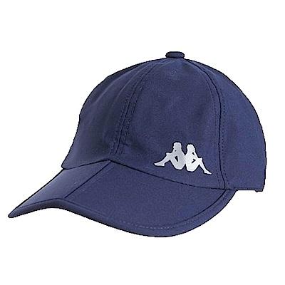 KAPPA義大利休閒慢跑運動帽1個 新丈青