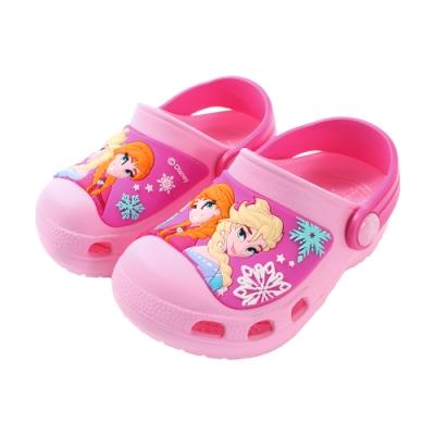台灣製冰雪奇緣輕量晴雨休閒鞋 sa94023 魔法Baby