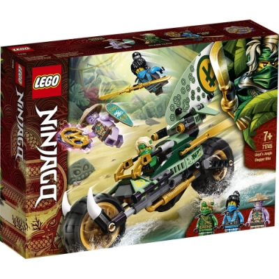樂高LEGO 旋風忍者系列 - LT71745 勞埃德的叢林摩托車