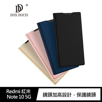 DUX DUCIS Redmi 紅米 Note 10 5G SKIN Pro 皮套