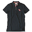 AF a&f Abercrombie & Fitch POLO 黑色 1130