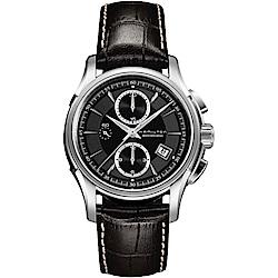 Hamilton漢米爾頓 AUTO CHRONO機械腕錶-H32616533