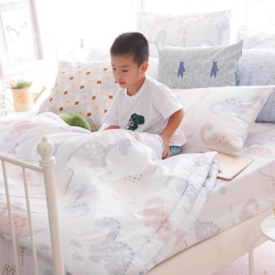 OLIVIA 小雷龍  標準單人床包涼被三件組 230織天絲TM萊賽爾 台灣製