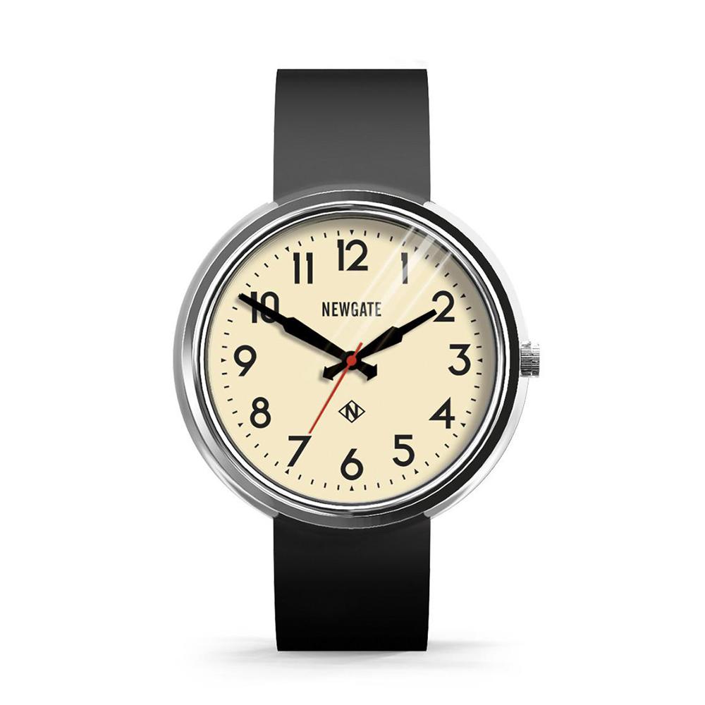 Newgate ELECTRIC-經典復古-矽膠錶帶-50mm @ Y!購物
