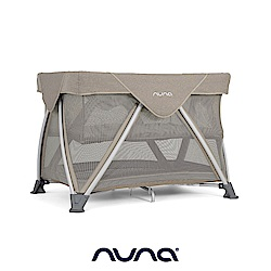 荷蘭nuna-SENA aire多功能嬰兒床(香檳金)