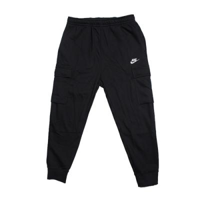 NIKE 男 NSW CLUB PANT CARGO BB 運動棉長褲