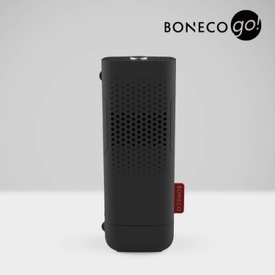 瑞士BONECO 無水負離子香氛機 P50 (消光黑)