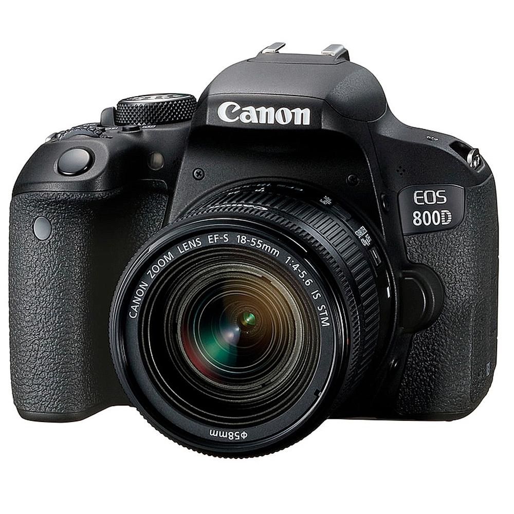 Canon EOS 800D 18-55mm IS STM 變焦鏡組(公司貨)
