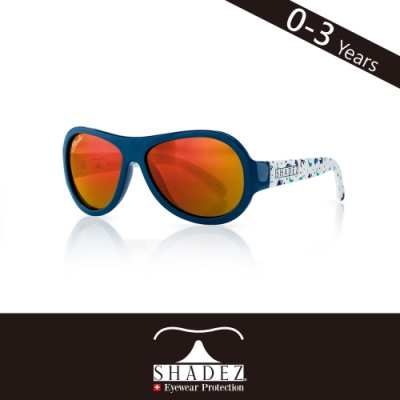 瑞士SHADEZ兒童太陽眼鏡SHZ-60(年齡0-3)--寶貝恐龍