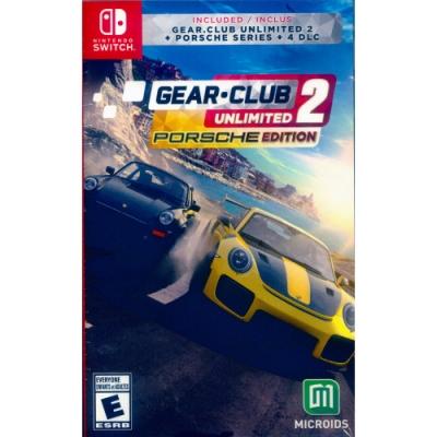 極速俱樂部 無限 2 保時捷版 Gear.Club - NS Switch 英文美版