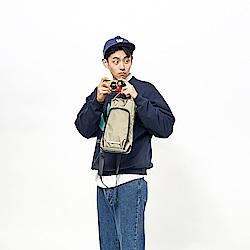 RAWROW-廣場系列-兩用經典單肩包(手提/肩背)-橄欖綠-RSL600OL
