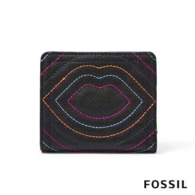 FOSSIL LOGAN 輕巧對折RFID短夾 SL6326001