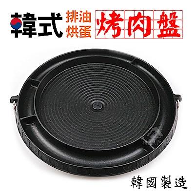 【韓國 Doo San Design】韓式烘蛋排油烤肉盤 1717062