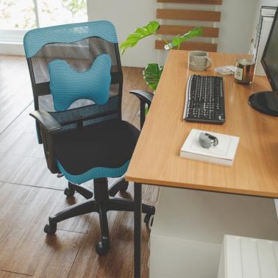 Home Feeling 透氣網背辦公椅/電腦椅/T扶手(8色)-60x60x120