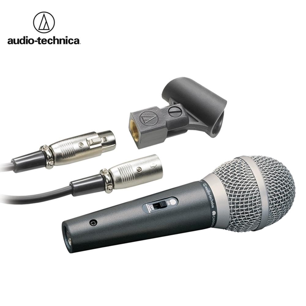 日本鐵三角Audio-Technica動圈式/心型指向性麥克風ATR1500