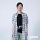 gozo 品牌主題造型字母印花二件式上衣(二色)
