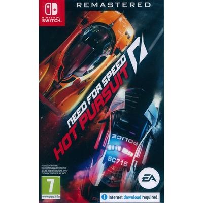 極速快感 超熱力追緝 重製版 Need for Speed: Hot Pursuit Remastered - NS Switch 中英文歐版