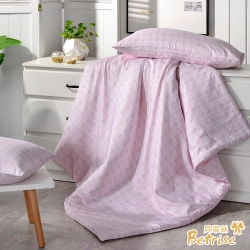 Betrise綿心 3M吸濕排汗天絲四季被5X6.5尺(加碼贈天絲枕套X2)
