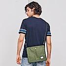 CACO-品牌圖樣斜背包-(兩色)-男【SNA017】