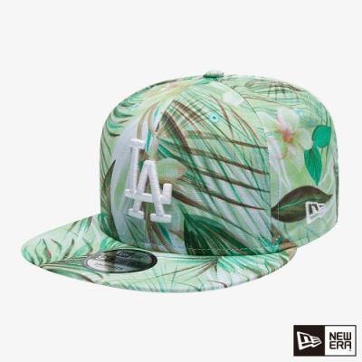 NEW ERA 9FIFTY 950 西班牙布料 春意盎然 道奇 綠 棒球帽
