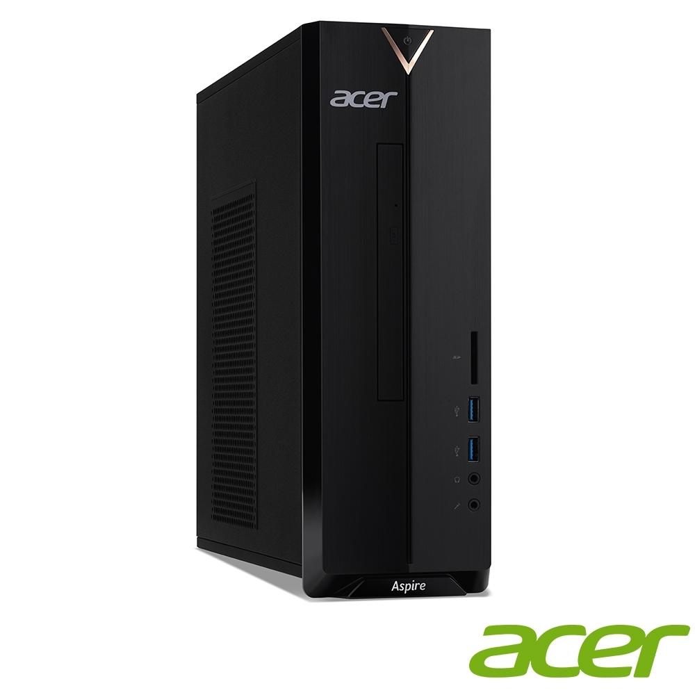 Acer TC-830  J4005/4G/1T+128G/Win10 桌上型電腦