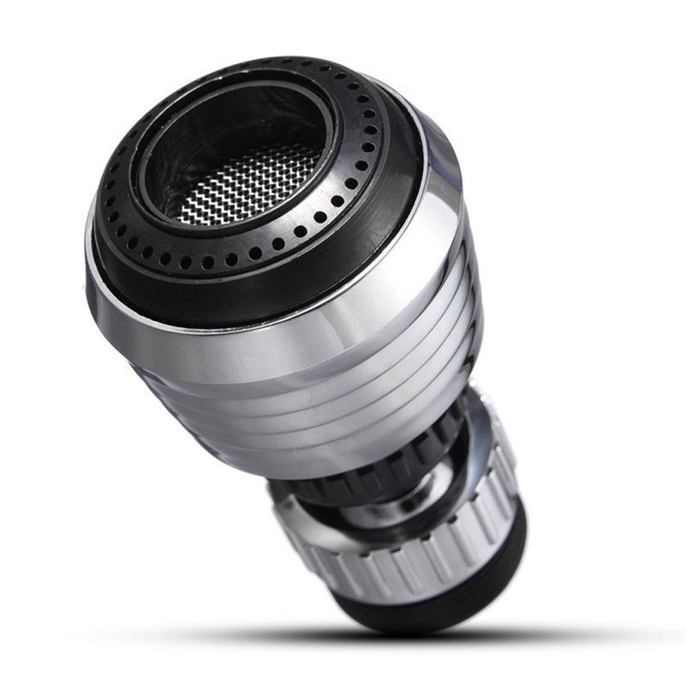 KB016 小鋼炮 水龍頭起泡器 省水 節水 防濺水 過濾出水 360度萬向兩段式出水