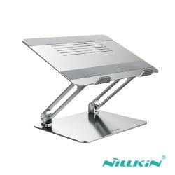Nillkin ProDesk 鋁合金 升降式 筆電架 (銀色)
