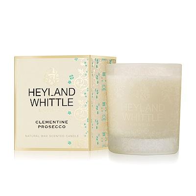 H&W英倫薇朵 甜橙香檳香氛燭230g