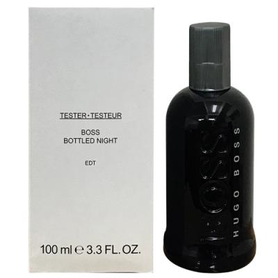 BOSS Bottled Night 夜自信 男性淡香水100ml【TESTER】