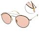 OLIVER PEOPLES太陽眼鏡  復古雕花款/珍珠金-粉#ELLCE 5035P0 product thumbnail 1