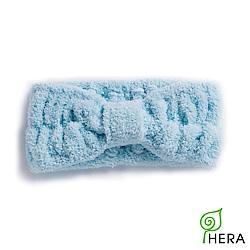 HERA 3M專利瞬吸快乾抗菌超柔纖髮套/髮帶-晴空藍