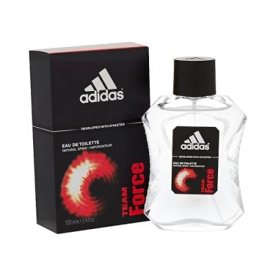 Adidas 愛迪達 TEAM FORCE 典藏魅力男性淡香水100ml