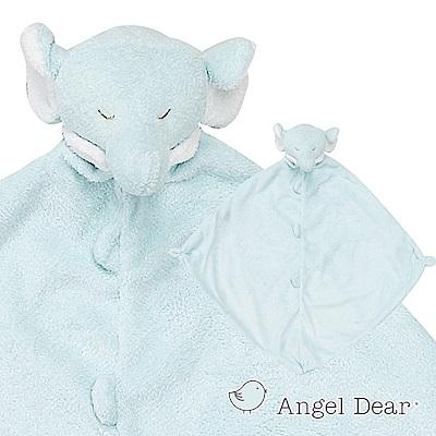 美國 Angel Dear 動物嬰兒安撫巾禮盒版 (大象系列)