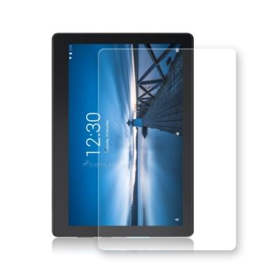 超抗刮 聯想 Lenovo Tab E10 10.1吋 專業版疏水疏油9H鋼化玻璃膜