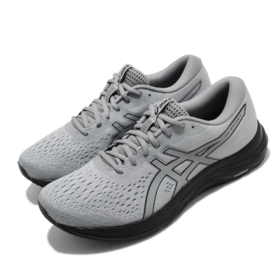 Asics 慢跑鞋 Gel Excite 7 運動休閒 男鞋 亞瑟士 路跑 緩震 緩衝 亞瑟膠 舒適 灰 黑 1011A657025